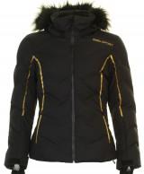 DIEL Cecile, womens ski jacket, black