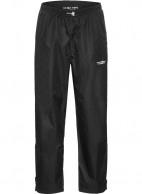 Weather Report, black, mens Rainpants