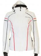 DIEL Bella  ski jacket, women, white