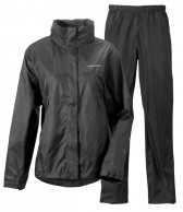Didriksons Main Womens Set, Rain Suit, black