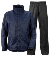 Didriksons Main Mens Set, Rain Suit, blue
