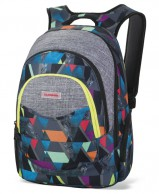 Dakine Womens Prom 25L in checkered fabric