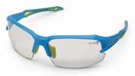 Demon Tiger Photochromatic sunglasses, blue/yellow