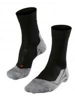 Falke RU4 running socks, men, black