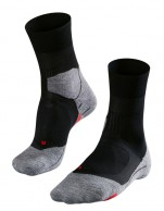 Falke RU4 Cushion running socks, men, black