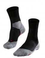 Falke RU4 Cushion running socks, women, black