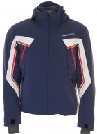 DIEL Barry mens ski jacket, blue