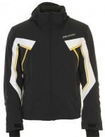 DIEL Barry mens ski jacket, black