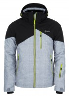 Kilpi Oliver, mens ski jacket, grey