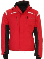 DIEL Cecar ski jacket, men, red