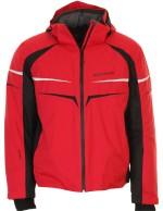 DIEL Danie ski jacket, mens, red