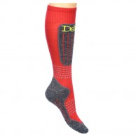 Deluni ski socks, 1pair, red