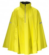 Didriksons Wheely Unisex Cape, yellow