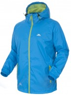 Trespass Qikpac, blue, unisex rainjacket