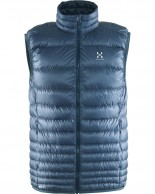 Haglöfs Essens III Down Vest, blue
