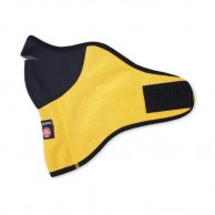 Kama large face mask, windstopper, yellow