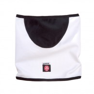 Kama neck warmer with Gore Windstopper, white