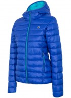 4F Freja Womens artificial down jacket, blue