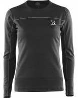 Haglöfs Actives Blend Roundneck Women, black