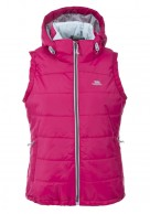 Trespass Redvale Womens artificial down vest, pink