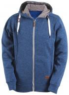 2117 of Sweden Grolanda mens fleece jacket, blue