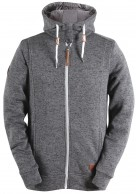 2117 of Sweden Grolanda mens fleece jacket, grey
