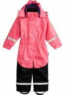 Weather Report Tusi, Ski Overall, Kids, pink