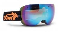 Demon Overview ski goggle, blue