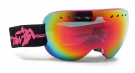 Demon Overview ski goggle, fucsia