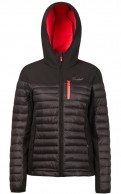 Protest Aaliyah, womens soft shell jacket, black
