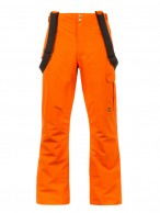Protest Denysy mens ski pants, orange