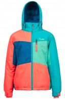 Protest Sherry JR girls ski jacket, orange