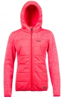 Protest Indras JR, girls fleece jacket, pink