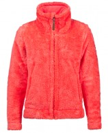 Protest Merci JR girls fleece jacket, pink