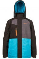 Protest Branton JR boys ski jacket, black