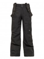 Protest Denysy JR boys ski pants, black