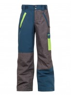 Protest Ard JR boys ski pants, blue/grey
