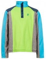Protest Butcher JR boys mid-layer shirt, green