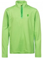 Protest Willowy JR boys mid-layer shirt, green