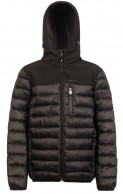 Protest Gonzo JR boys down jacket, black