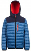 Protest Gonzo JR boys down jacket, blue