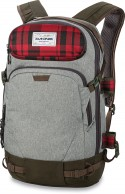 Dakine Heli Pro 20L, grey/brown