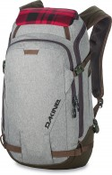 Dakine Heli Pro DLX 24L, Grey/Brown