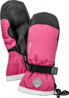 Hestra Gauntlet junior mitten, pink