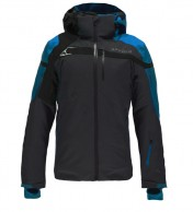 Spyder Titan Ski Jacket for Men, Grey