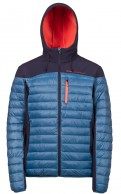 Protest Update, mens soft shell jacket, blue