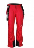 DIEL Alpine II  mens ski pants, red