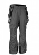 DIEL Hamar mens ski pants, grey