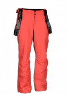 DIEL Hamar ski pants for men, coral