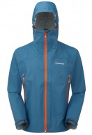 Montane Atomic Jacket, Mens Shell Jacket, Blue
